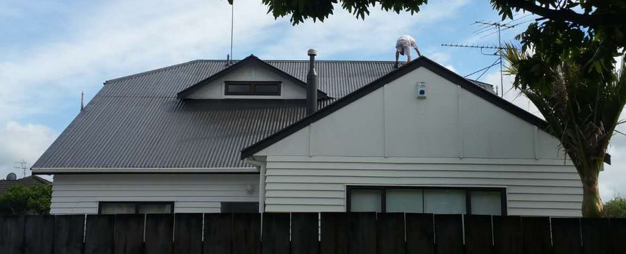 Mount Wellington Roof Painting House Painters East Auckland